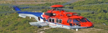 Parker SuperPuma og EC225 for godt.